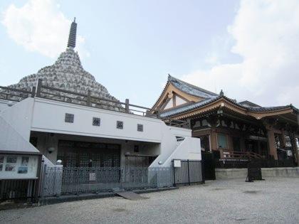 千体仏塔 壬生寺