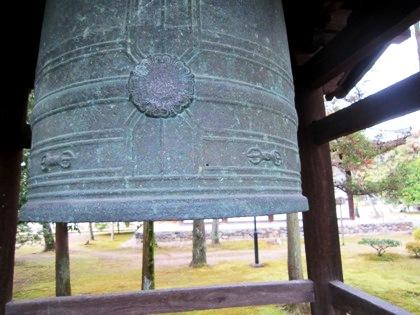 広隆寺の鐘