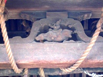 広隆寺の鐘楼