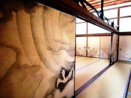龍安寺方丈の襖絵