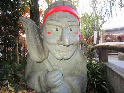 式神石像 晴明神社