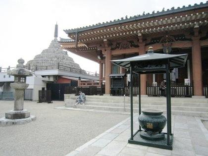 壬生寺 一人旅