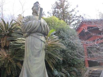 三輪山平等寺の聖徳太子