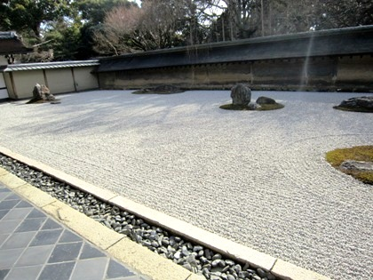 龍安寺石庭