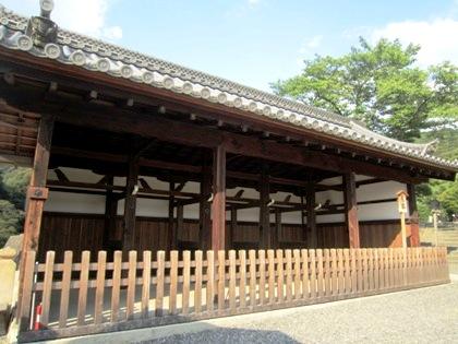 清水寺の馬駐