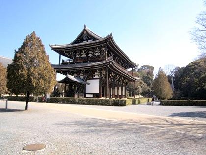 東福寺三門 国宝