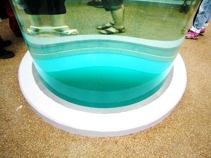 チューブ型水槽