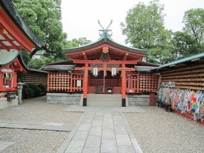 東丸神社の絵馬
