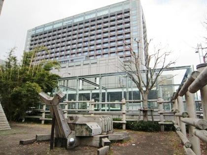 京都市役所 京都ホテルオークラ