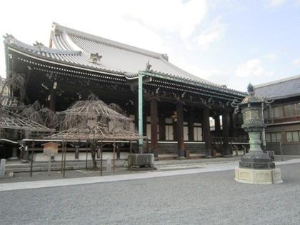 佛光寺大師堂