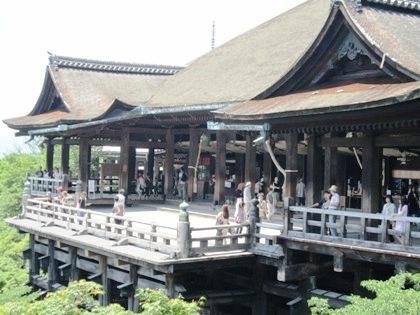 清水の舞台 清水寺