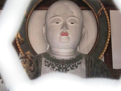 広隆寺の腹帯地蔵