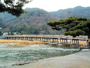渡月橋 嵐山