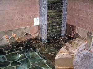 京都東山荘 お風呂