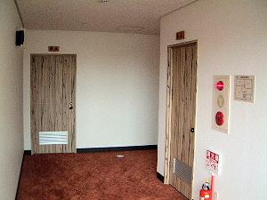廊下 客室 京都東山荘