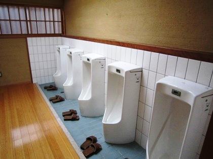 建仁寺のトイレ