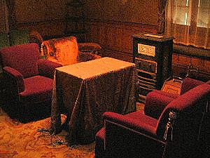 無鄰菴会議 椅子 テーブル