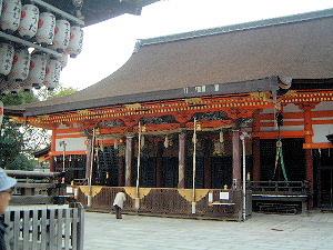 祇園さん 八坂神社